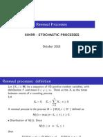 Renewal Processes