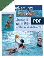 Beginner Water Polo Manual