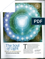 Winter 2013 issue of Light of Consciousness features SOUL OF LIGHT