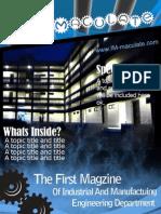 Departmental Magazine
