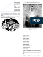 Rosario Eucaristico Gozosos