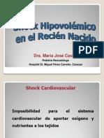 Shock Hipovolémico - REDVENEO