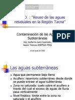 Contaminación de Aguas Subterráneas - Tacna 220612.ppt