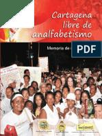 Cartagena libre de analfabetismo - Fundación Transformemos