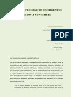 Navia C. - SENTIRES TEOLÓGICOS EMERGENTES