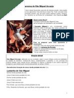 A Quaresma de São Miguel Arcanjo