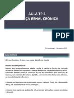 4 - Doença renal crónica
