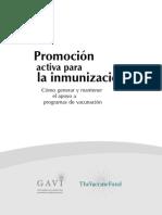 GAVI AdvocacyHandbook Spanish