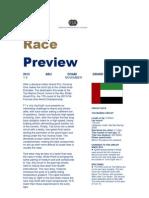 Formula One Abu Dhabi Grand Prix preview