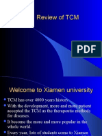 Review of TCM