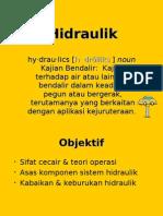 Lesson 14 - Hydraulics(BM Version)