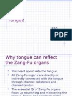 Why Tongue Can Reflect the Zang-Fu Organs