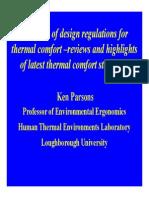Ken Parsons Normas ISO
