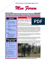 Issue No. 7/2009 Mon Forum