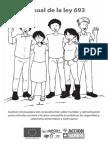 Manual ilustrado Ley de Soberanía y Seguridad Alimentaria y Nutricional. Ley 693 (Nicaragua)