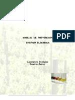 Manual de Prevención Eléctrica
