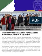 Boletin Embajada Colombia Francia Noviembre