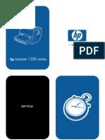 Service Manual - HP LaserJet 1200 Series