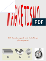Magnetism o