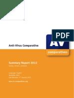 Anti-Virus Comparative - Summary Report 2012.pdf