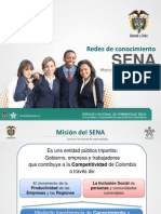 Redes de Conocimiento SENA v6.0