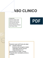 Caso Clinico TF-Patologia