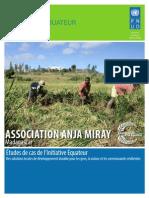 Études de cas de l'Initiative Equateur