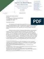 Issa letter on Obamacare voter registration push