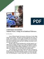 Cherokee Mysteries