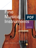 Fine Musical Instruments | Skinner Auction 2688B