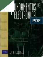 Fundamentos de Electronica [COGDELL]