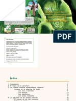Manual sobre Buenas prácticas Agroecológicas Indígenas, El Sistema Milpa. Nicaragua-Centroamérica.