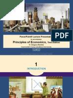 Ten Principle of Economics