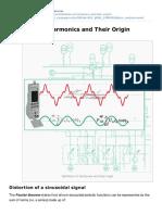 Electrical-Engineering-portal.com-Definition of Harmonics and Their Origin