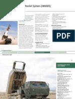 High Mobility Artillery Rocket System (HIMARS)