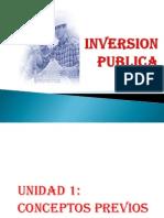 Inversion Publica Diapos Avance