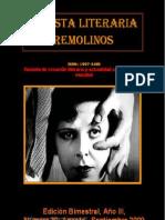 Revista Literaria Remolinos 39