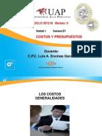 SEMANA 01 - INDUSTRIAL COSTOS Y PRESUPUESTOS GENERALIDADES.ppt
