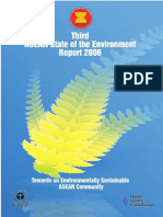 Environmental report for Asian 2006