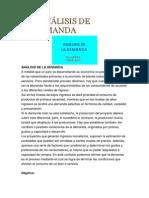 2.3.- ANÁLISIS DE LA DEMANDA