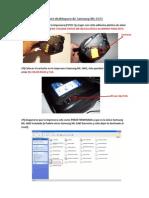 Instrucciones Reset Samsung ML 1665 V34 Serial