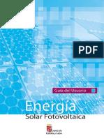 Guia Usuario Energia Solar Fotovoltaica