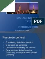 Marketing del Turismo - Introducción