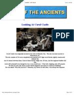 Code Of The Ancients - Magnetism - Coral Castle - Ed Leedskalnin