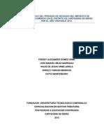 Proyecto de especializaciòn tributaria - Revision