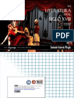 La literatura en el siglo XVIII. El teatro - Imágenes