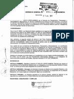 Normas que regulan el procedimiento de los Descansos Médicos.