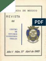 Revista CESNAV Nº37-1983