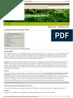 Configuración del emulador WINE - Enciclopedia Colaborativa