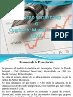 Presentacion Balanced Scorecard